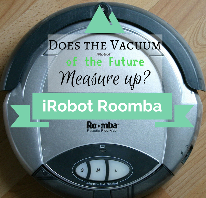 Does The Vacuum Of The Future Measure Up Irobot Roomba