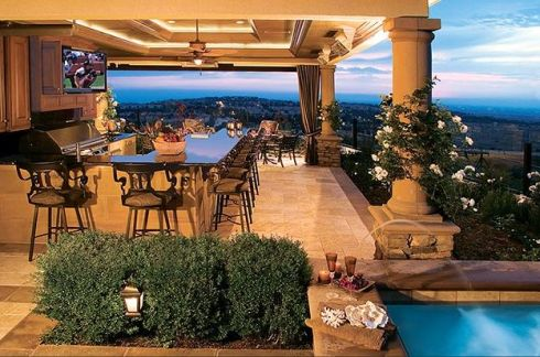 tips for a better outdoor kitchen - aqualux carpet cleaningaqualux